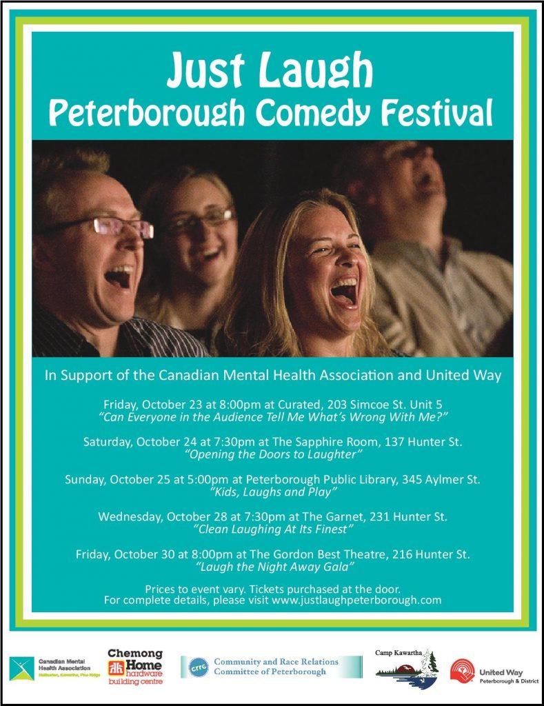 Comedy Festival Poster