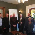 2016 Scholfield Award committee and recipient, Stephen Kylie
