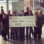 Fleming College announces campaign total: $33,175