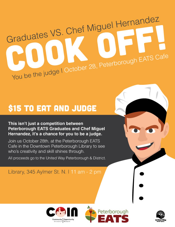 Cook Off Poster