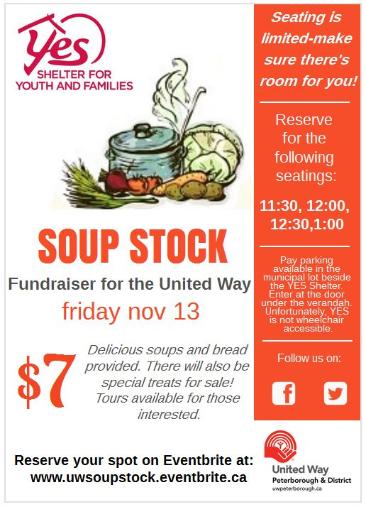 Soup Stock Poster