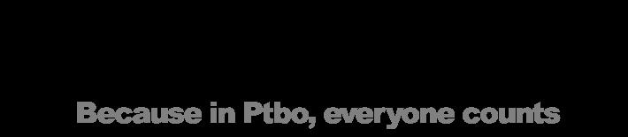 I Count Ptbo Logo