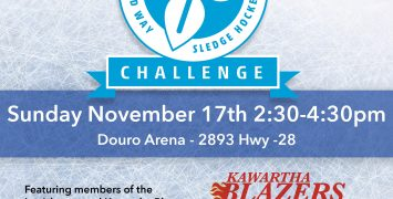 The Dave Smith United Way Sledge Hockey Challenge