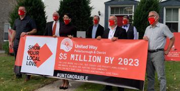 United Way Announces 3 Year 5 Million Dollar Goal