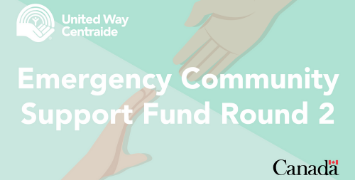 United Way Peterborough & District Announces Second Round of Emergency Community Support Fund